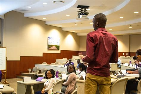 state hosts civic leadership institute  young african