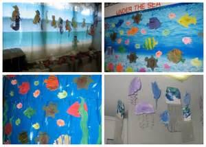 Preschool Ocean Theme Classroom