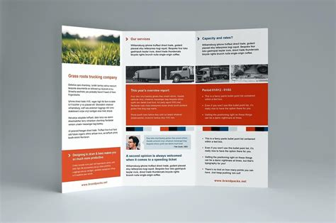Adobe Fold Brochure Template Free A4 Tri Indesign 3 Fold Brochure Template Indesign