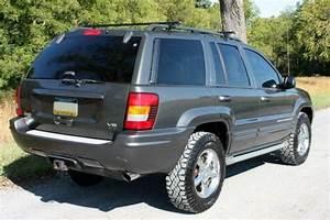 Purchase Used 2002 Jeep Grand Cherokee Overland V8 4x4 Nav