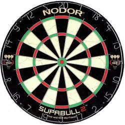 nodor darts supabull2 bristle dart board walmart com