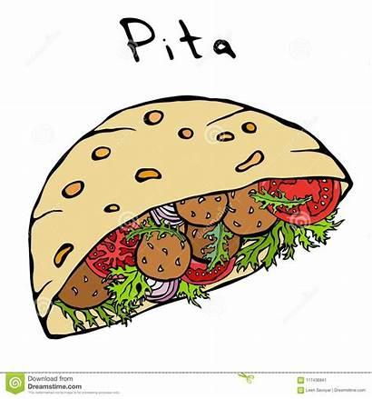Falafel Pita Bakery Israel Fast Healthy Meatball