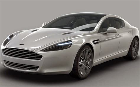 Aston Martin To Build Electric Rapide By 2018