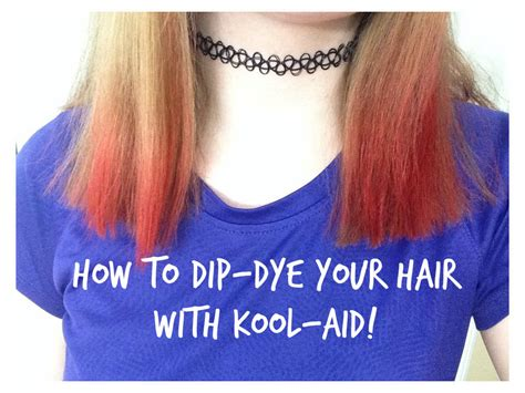 Kool Aid Hair Dye Recipe Besto Blog