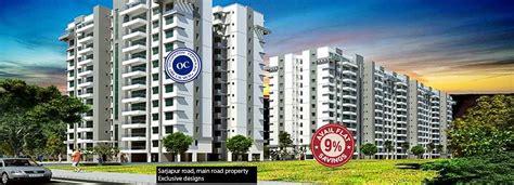 Purva Whitehall 3/4 BHK Apartments in Sarjapur Road ...