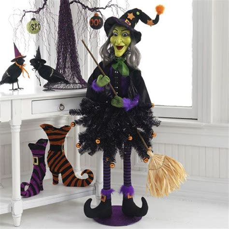 witch decoration diva witch halloween decoration celebrate halloween pinterest
