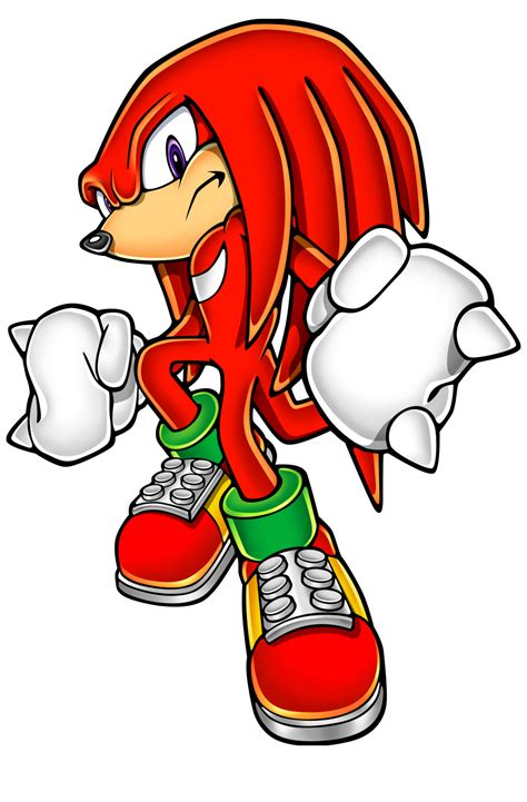 Sonic Advance 3 - Knuckles the Echidna - Gallery - Sonic ...