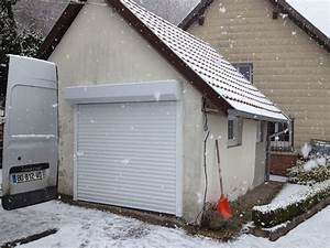 Porte De Garage A Enroulement : portes de garage enroulement soprofen visioferm ~ Dailycaller-alerts.com Idées de Décoration