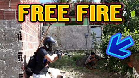 Keep reading to know more. FREE FIRE VIDA REAL - YouTube