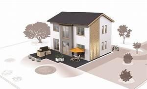 Pläne Für Einfamilienhäuser : haus bauen ideen grundriss einfamilienhaus ~ Sanjose-hotels-ca.com Haus und Dekorationen