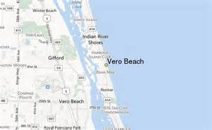 Weather Vero Beach Florida Map