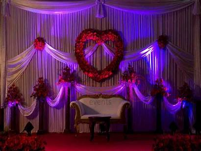 Stage Decorations Decoration Purple Simple Valentine Flowers