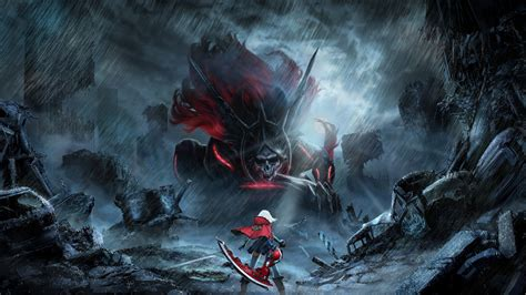 god eater  rage burst   wallpapers hd wallpapers