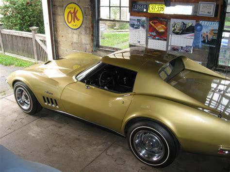 corvette hp  original miles