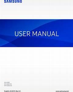 Samsung Galaxy A2 Core Manual