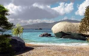Mediterranean beach 2 by Klontak on DeviantArt