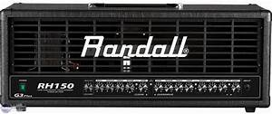 Randall Rh 150 G3 Plus Image   43484