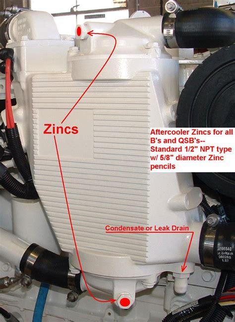 zinc locations cummins marine diesel engines seaboard marine