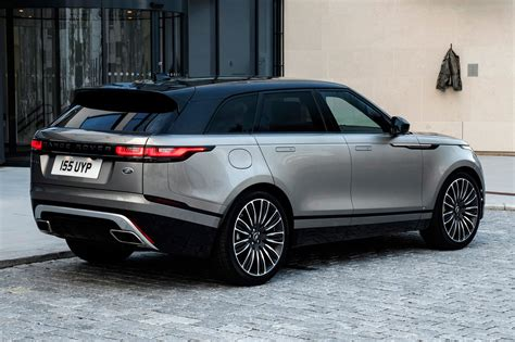2018 Range Rover Velar V6 First Drive Review