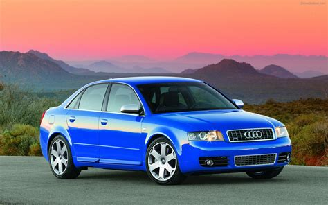 2005 Audi S4audi S4 2005 Widescreen Exotic Car Picture
