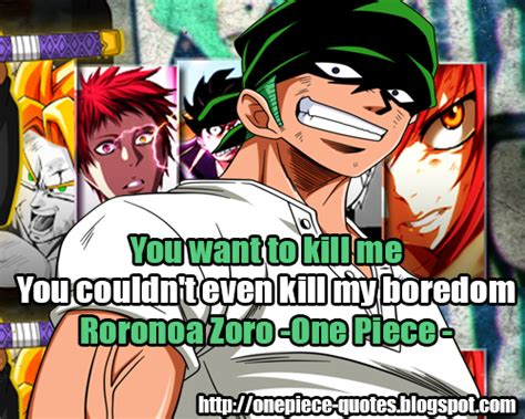 piece quotes roronoa zoro quotes   piece