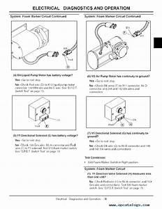John Deere Hd200 Hd300 Sprayer Attachment Tm1829 Pdf