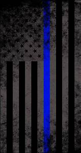 25+ best ideas about Thin Blue Line Flag on Pinterest ...