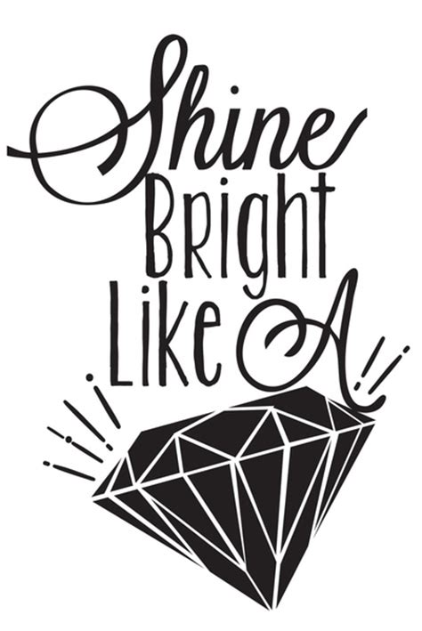 shine bright   diamond wallpaper gallery