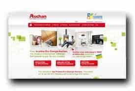 Prime éco énergie Auchan : sites a ~ Dode.kayakingforconservation.com Idées de Décoration