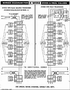 taco valve wiring diagram wiring diagram and schematic With wiring zone valves