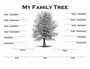 family tree template family tree template office 2003 With family tree diagram template microsoft word