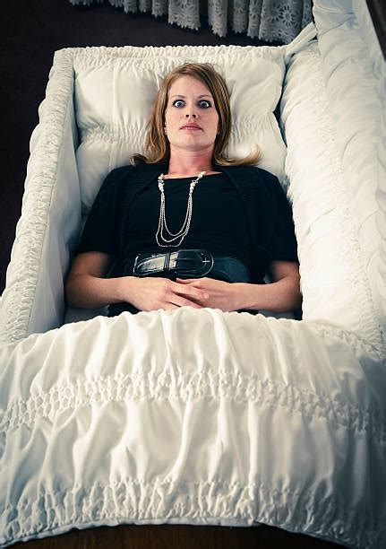 This video shows beautiful women in their funeral caskets! Women In Caskets Stock Photos, Pictures & Royalty-Free ...