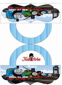 Doodlebug Designs Thomas The Train Birthday Banner Free