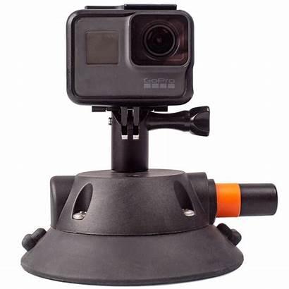 Mount Ventosa Gopro Camera Seasucker Action Compacta