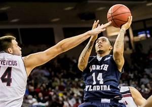UNF men's basketball loses to the South Carolina Gamecocks ...
