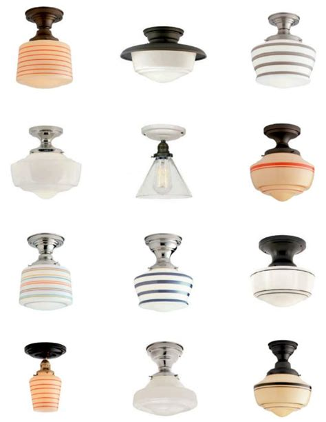 Electric Kitchen Ceiling Lights by Schoolhouse Electric Supply Co Builder Grade