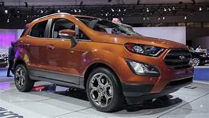 Ford Ecosport 2018 Zubehör : 2018 ford ecosport preview youtube ~ Kayakingforconservation.com Haus und Dekorationen