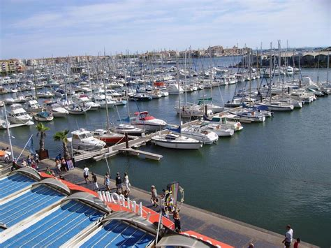 photo 224 agde 34300 port de plaisance du cap d agde