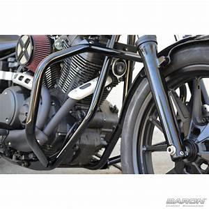 Yamaha Bolt Engine Guard - Black By