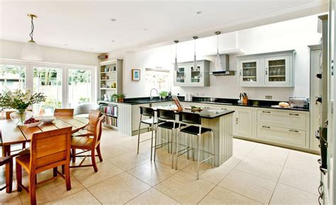 open plan kitchen living room ideas how to create an open plan house on help decorating