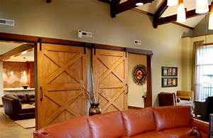 barn door room divider interesting ideas for home With barn door room separator