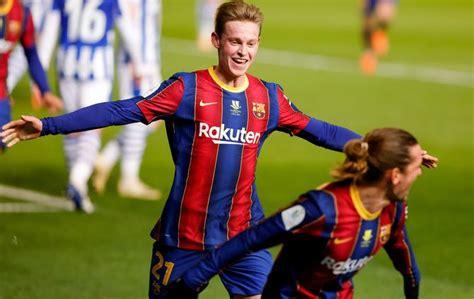 Marc-Andre Ter Stegen Shines As Barcelona Reach Supercopa ...