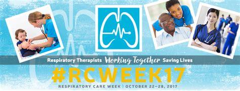 Respiratory Care Week 2017