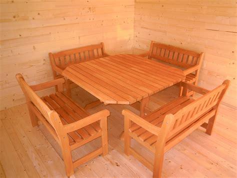 panchine in legno da giardino tavoli e panchine da giardino in legno casette in