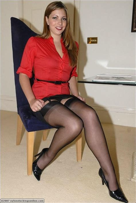 Lovers Smoking Hot Pantyhose Blonde Where To Have Sex