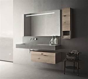 beau meuble de salle de bain contemporain et meuble de With beau meuble salle de bain