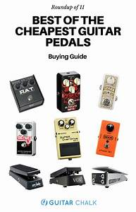 11 Best Guitar Pedals Roundup 2020  And Effects Guide In