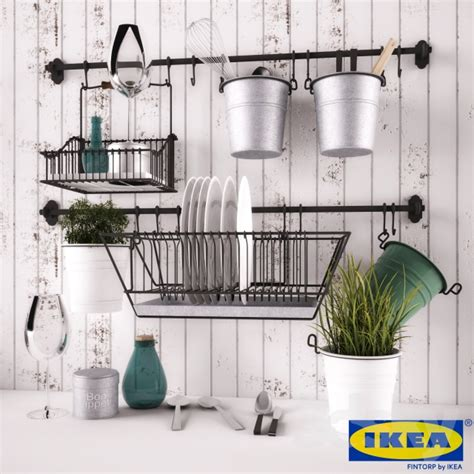 ikea kitchen ideas 2014 3d models other kitchen accessories ikea fintorp