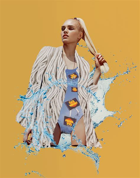 collage art meg urbani photographer fashion