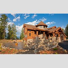 Mountain Living's Top Mountain Architects  Mountain